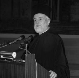 Metropolitan John Zizioulis of Pergamon